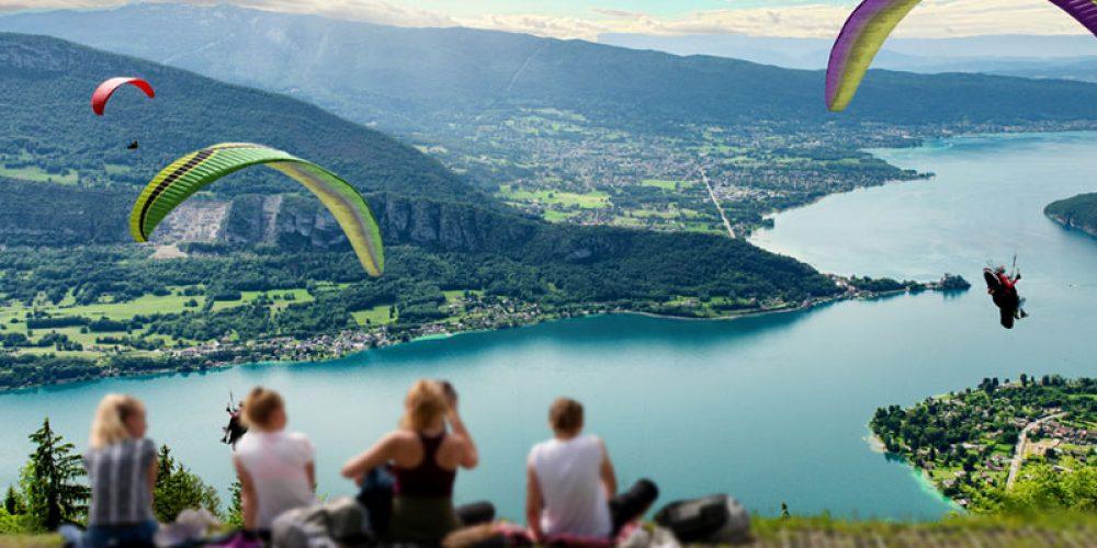 Sports de montagne : essayez le parapente à Chamonix