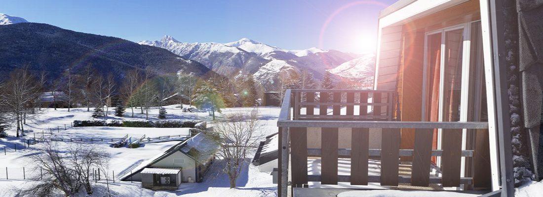 Trouver une résidence de vacances à Ax-les-Thermes en hiver