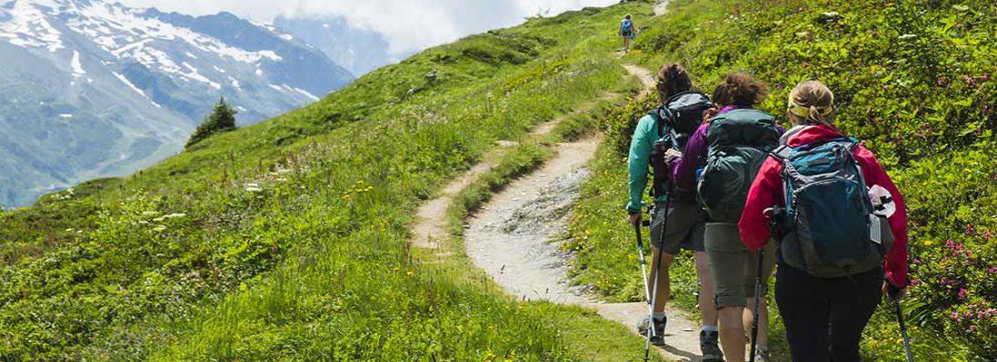 Organiser un team building en montagne